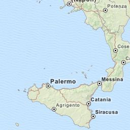 Driving Directions from Sanremo Italy to Tropea Italy MapQuest