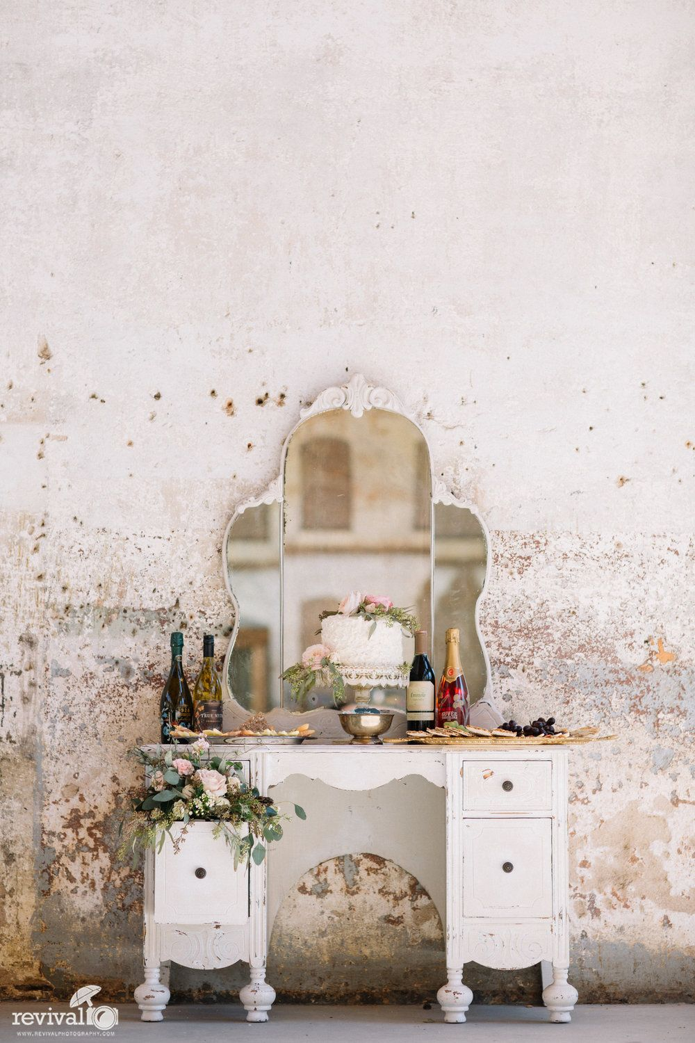 Southern Cotton Mill Romantic Industrial Shoot A Twist On The - Classic interior design romantic twist