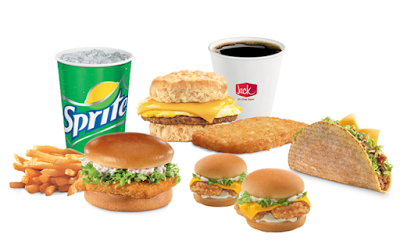Jack In The Box Updates Value Jack S Way Menu With Chicken Nugget Sliders And More Food Homemade Candies Fast Food