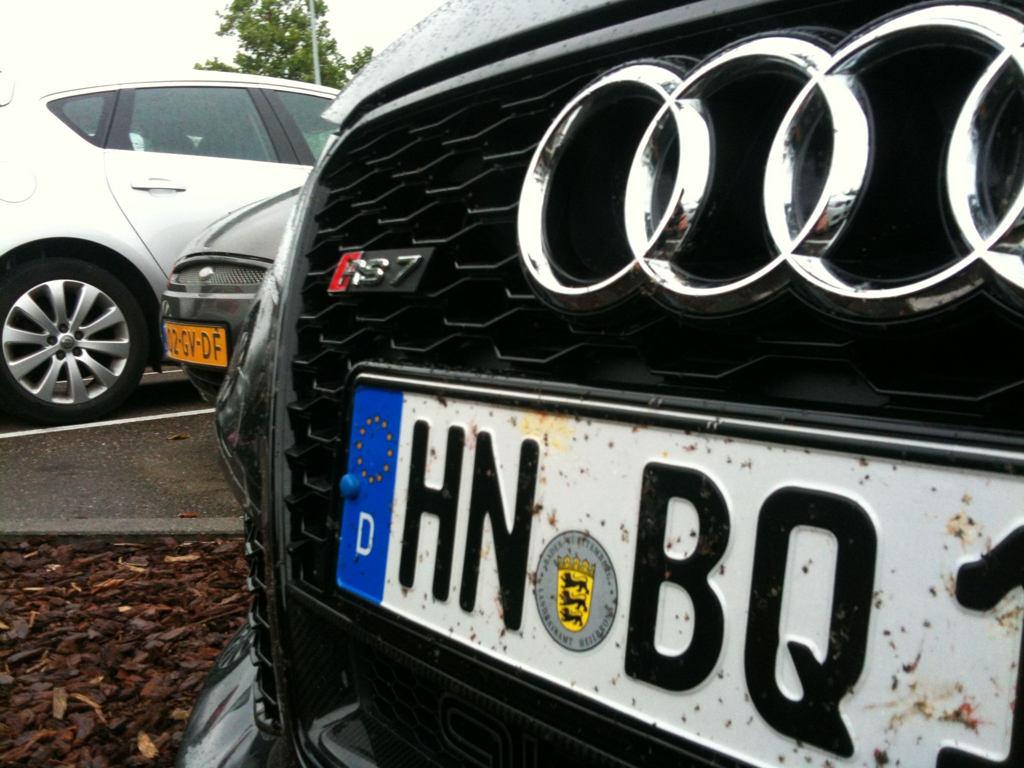 Mercedes Garage Roermond : Audi rs roermond holland spotted cars