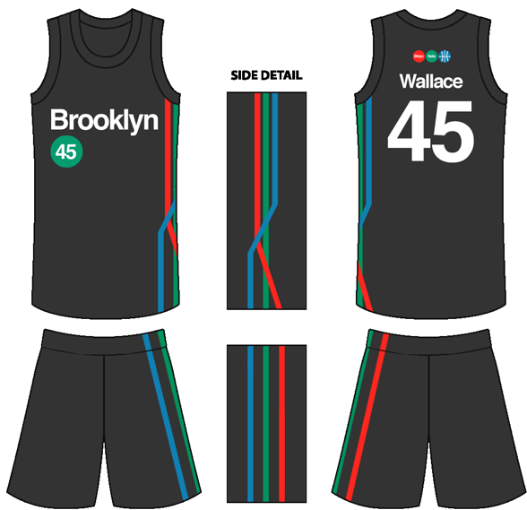 competitive price 2d615 3aeb0 Nets city jersey leaked - nba