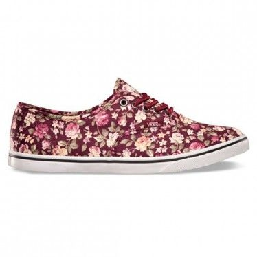 Vans Authentic Lo Pro Shoe FLORAL HYDRO  54.95  7d9e89c8a