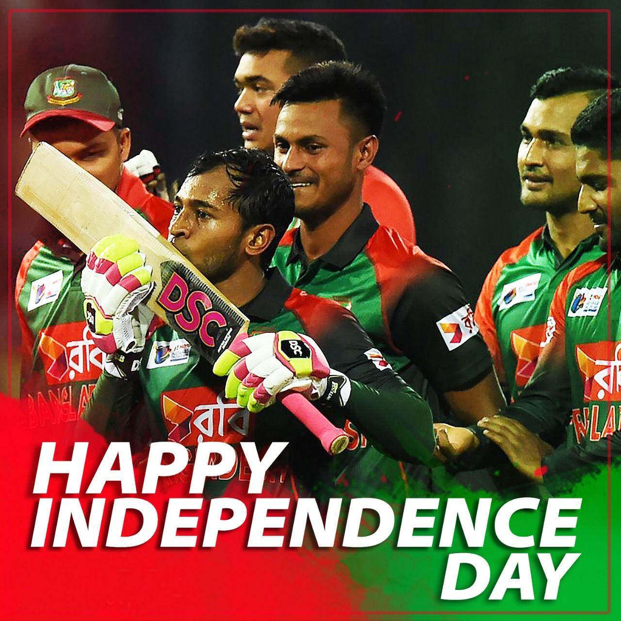Happy 48th Independence Day to Bangladesh. Bangladesh