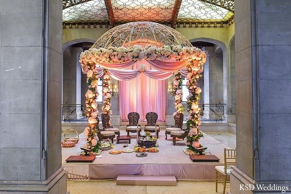 Wedding Mandap Decoration Ideas: Mandap, Chuppah, Indian Wedding Decor, Wedding Design