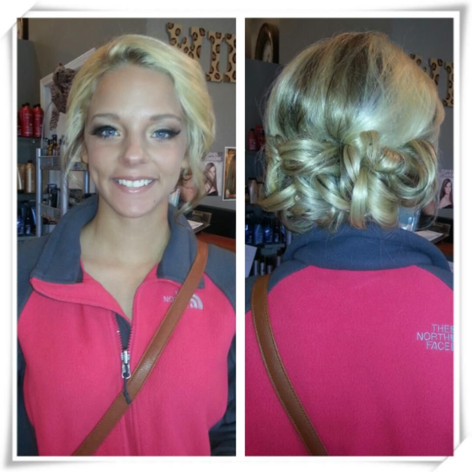 Wild Side Spa Updos are perfect for Prom, Weddings, or any special ...