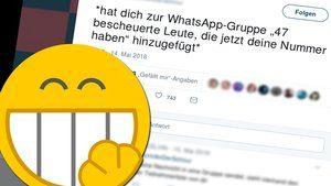 Whatsapp gruppen flirten