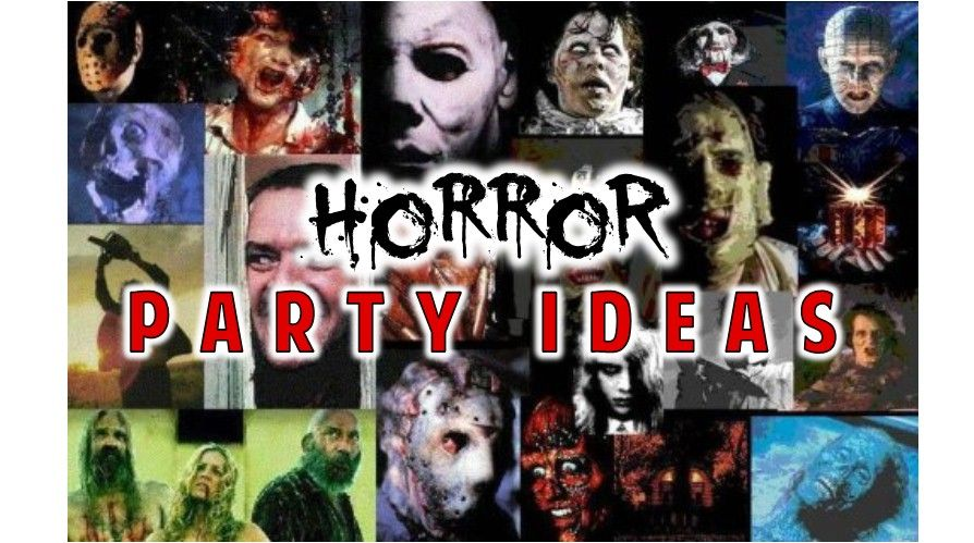 for party teens scary holloween ideas