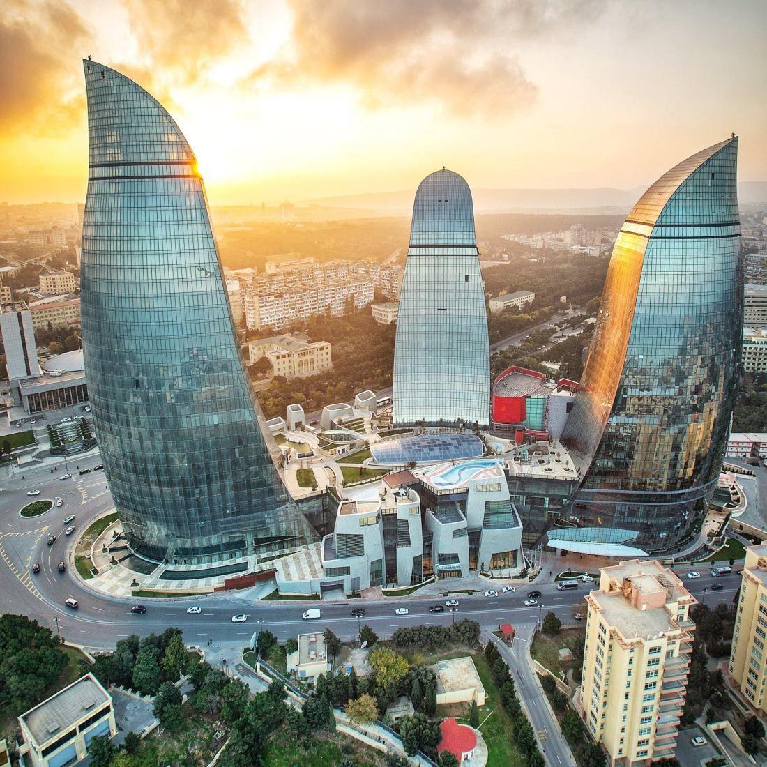 Girl aus Baku