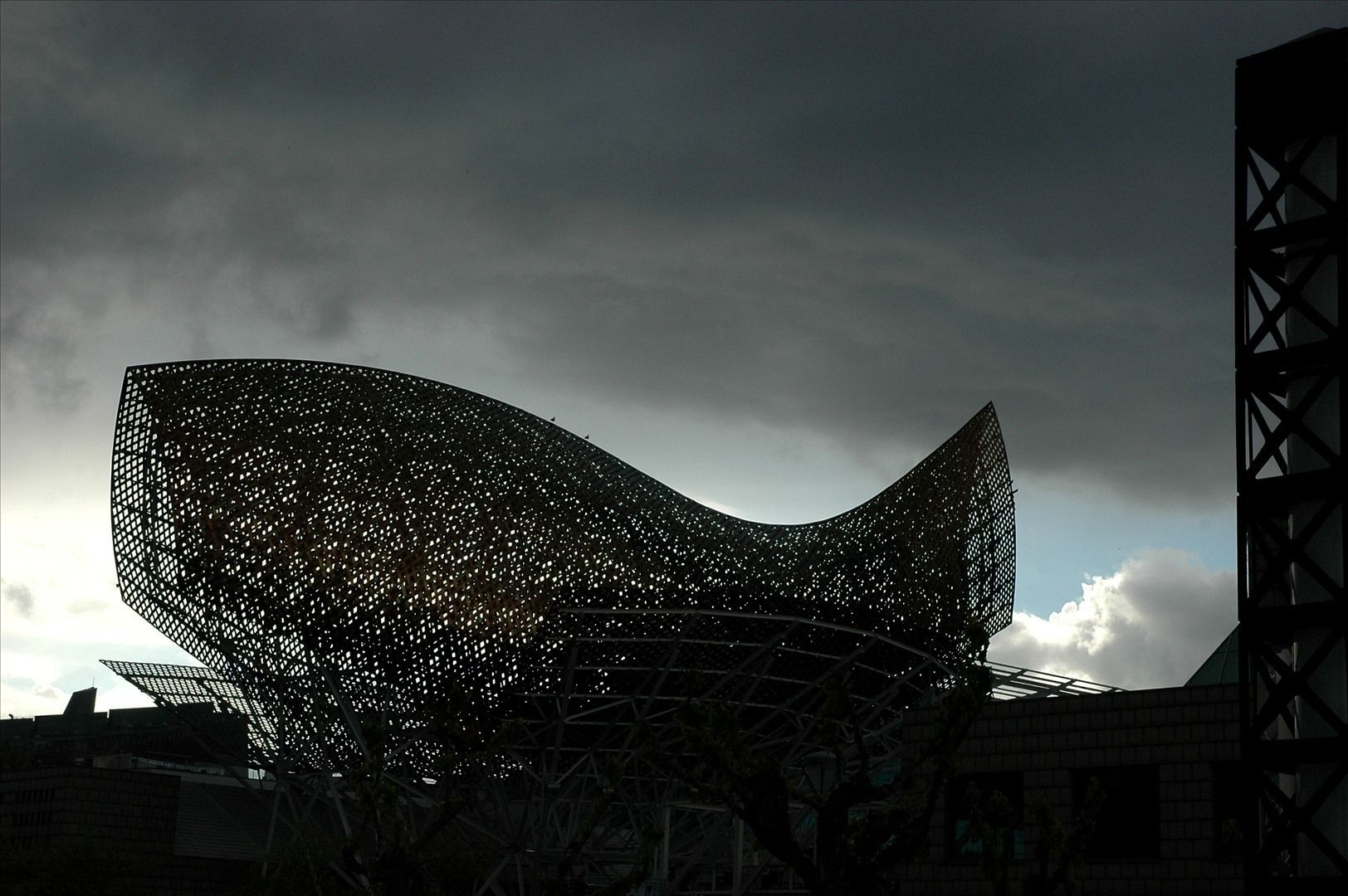 "The Whale"". Frank Gehry. Barcelona, Catalonia by Mirari Erdoiza in ..."