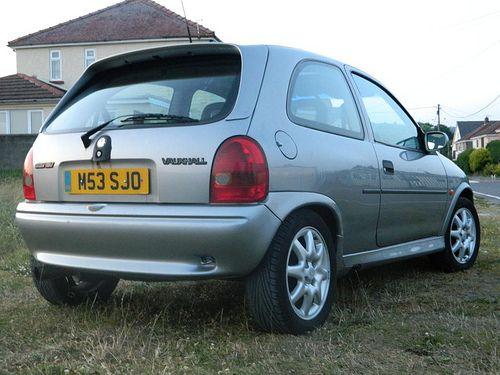 Vauxhall Corsa Opel Corsa Vauxhall Corsa Vauxhall