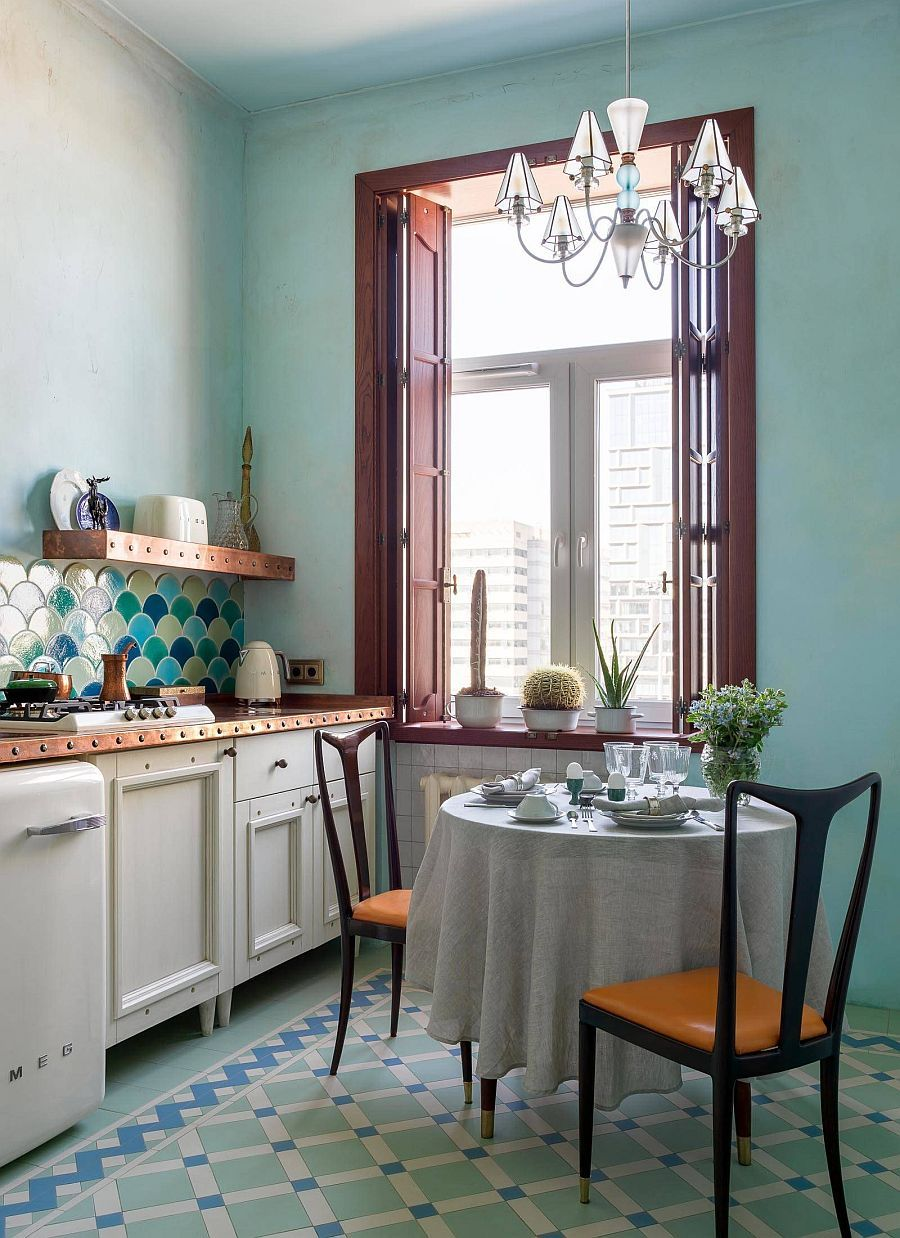 30 Small Kitchen Lighting Ideas that Blend Form with ...