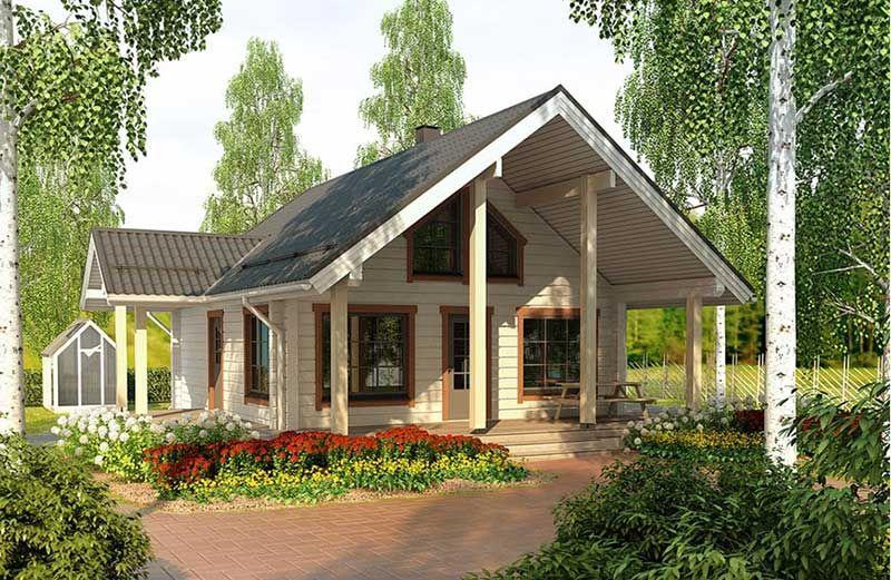 Maison Bois Scandinave tous les modèles de construction bois - ma maison scandinave