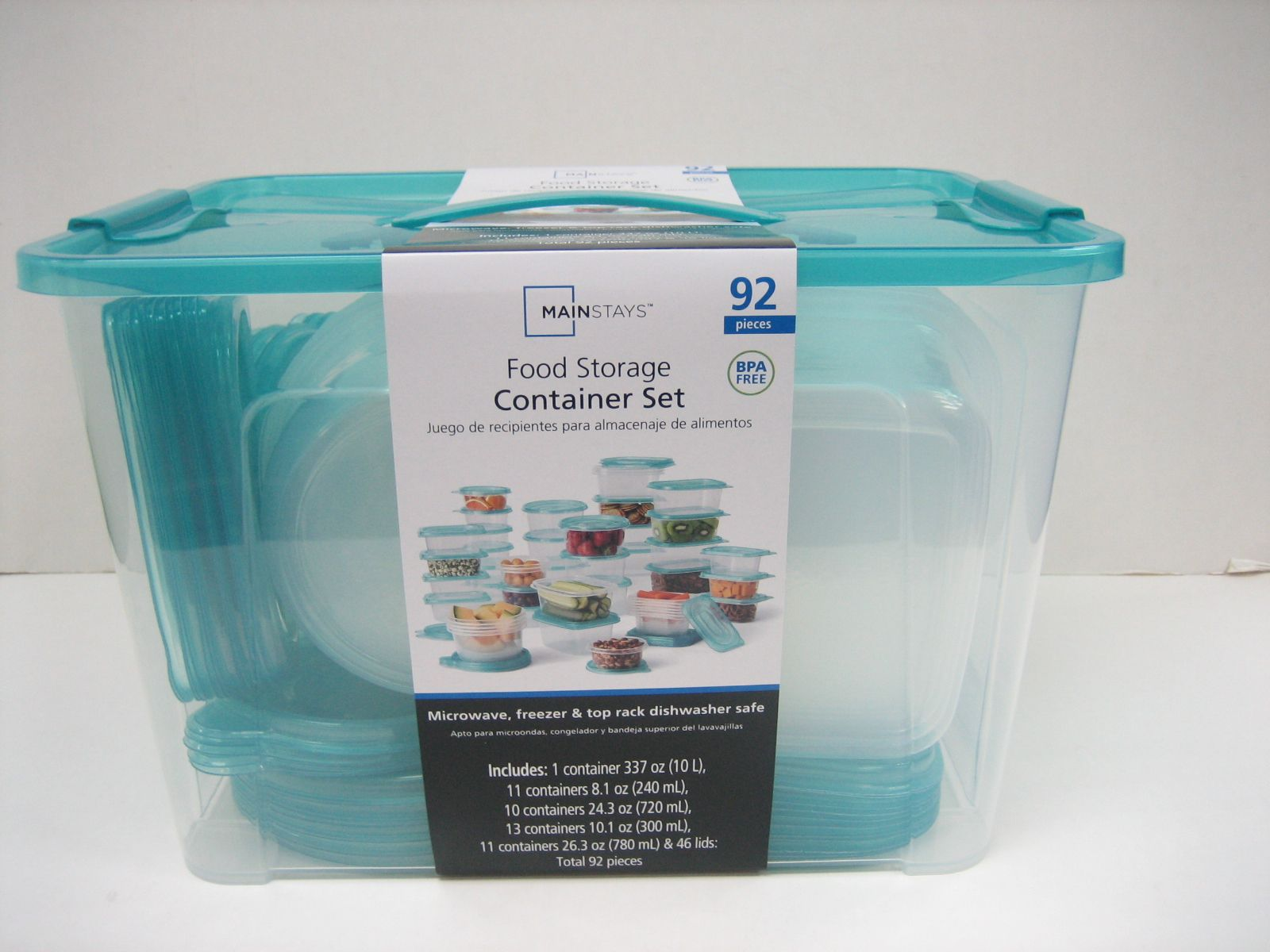 Home Container Set Food Storage Containers Food Storage
