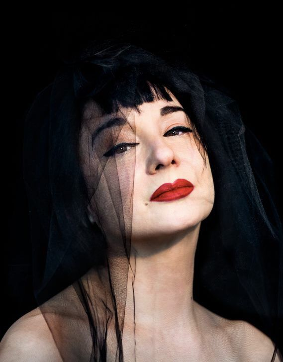 """13-Misia ,fotos do álbum em homenagem à Amalia Rodrigues, """" Para Amalia """"."""