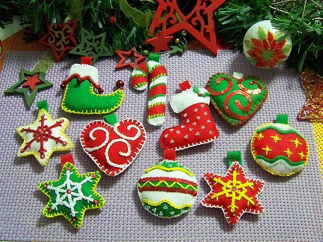 christmas ornaments to make 2015 | Maginezart