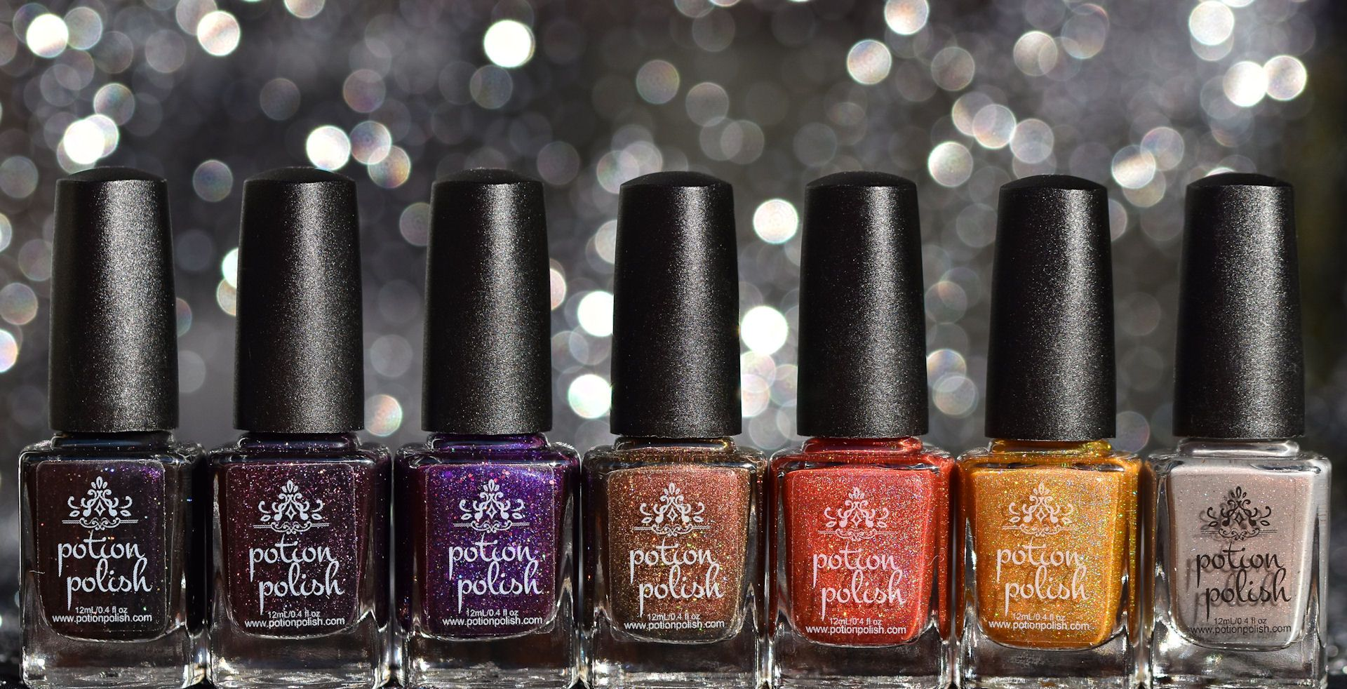 Some returning favorites from last year join the new shades for the season in our Hoodies and Hayrides Collection! Coming to potionpolish.com on October 7 at 1pm EDT