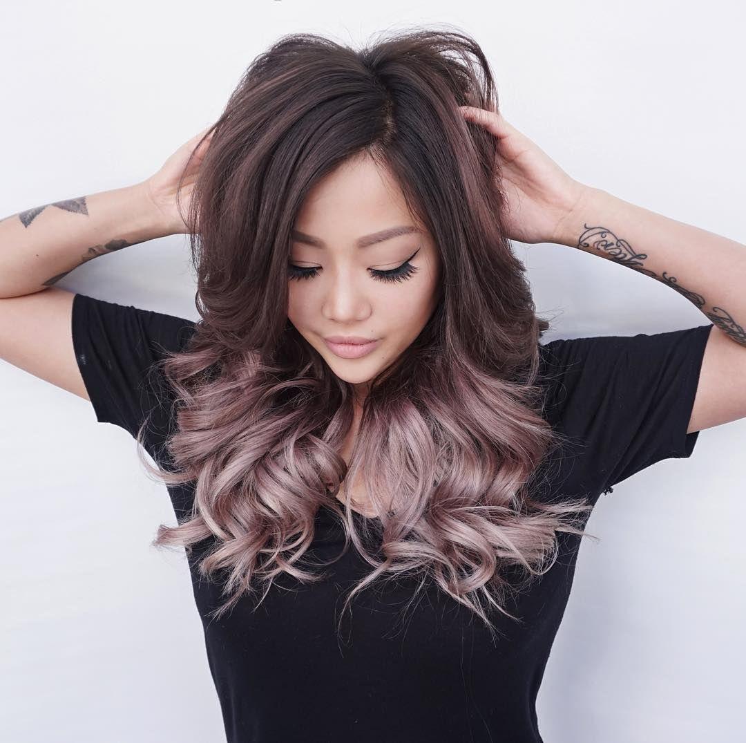 получилось,что него фото изменения цвета волос у азиаток переписывались