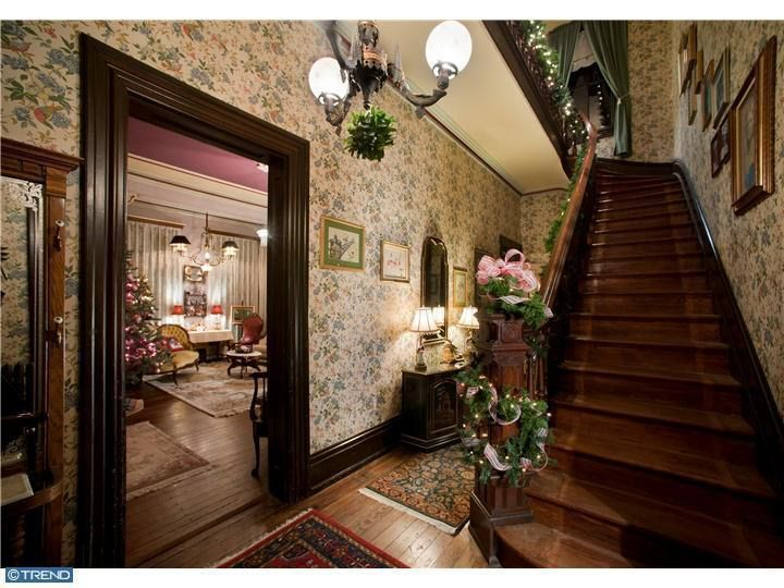 Twist Handrail Victorian Homes Old House Dreams Cottage Hallway