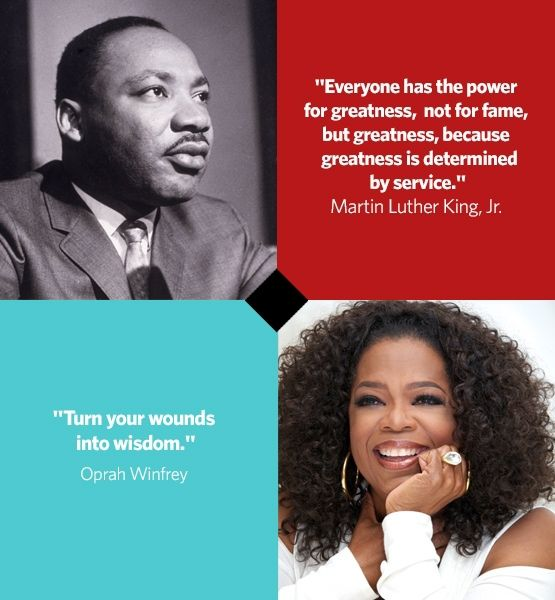 Famous African American Quotes: In Honor Of Black History Month, We've Put Together A List
