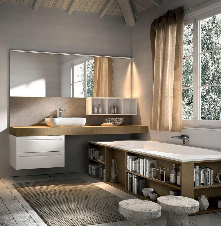 Holz Waschtischplatte 21 Gestaltungsideen für angenehmes Ambiente