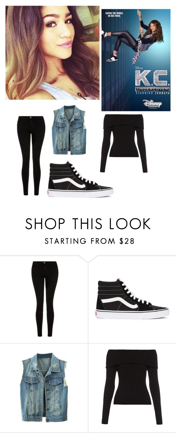 Kc Undercover By Cindy200508 Liked On Polyvore Featuring Current Rvca Circuit Tshirt Shortsleeve Boys39 Elliott Vans Withchic And Alc