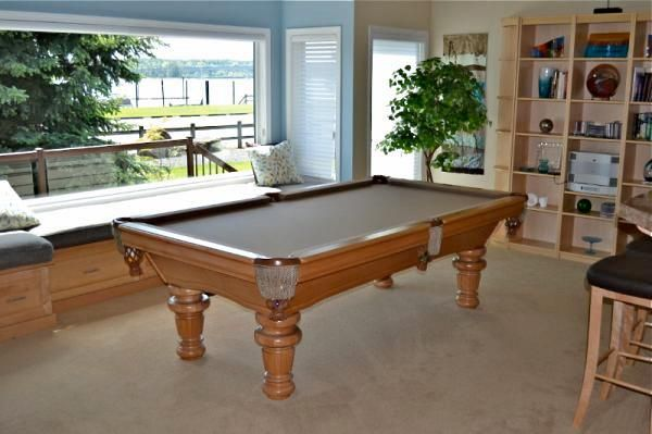 Used Golden West Timberline For Sale Gorgeous Pool Table In A