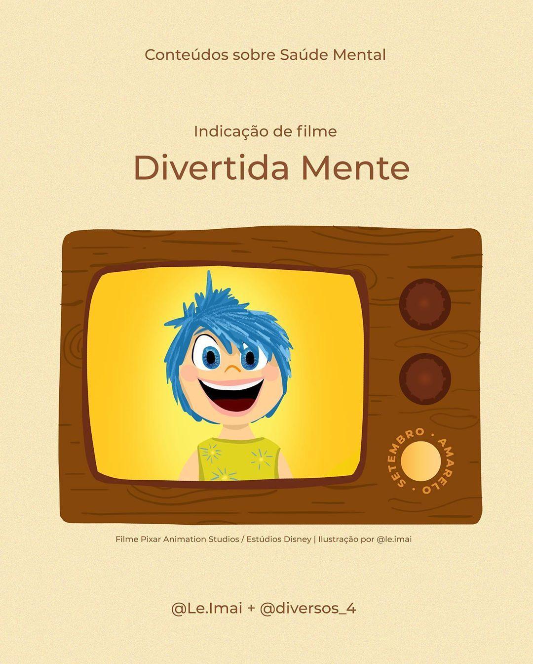 965 Curtidas 52 Comentarios Leticia Imai Art Le Imai No Instagram Indicacao De Filme Filmes Infantis Filme Divertidamente Filme Divertida Mente
