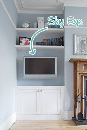 How To Hide Your Sky Box And Still Be Able To Control It Small