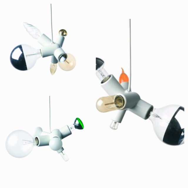 Cluster lamp from moooi   조명