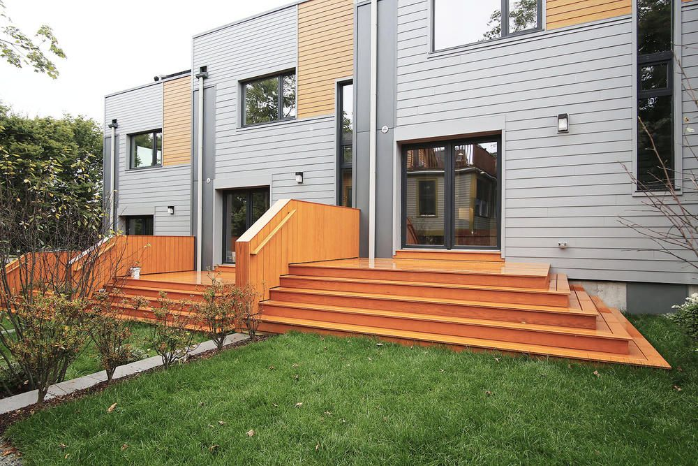 E+ // 226232 Highland Street Townhouses AIA Top Ten