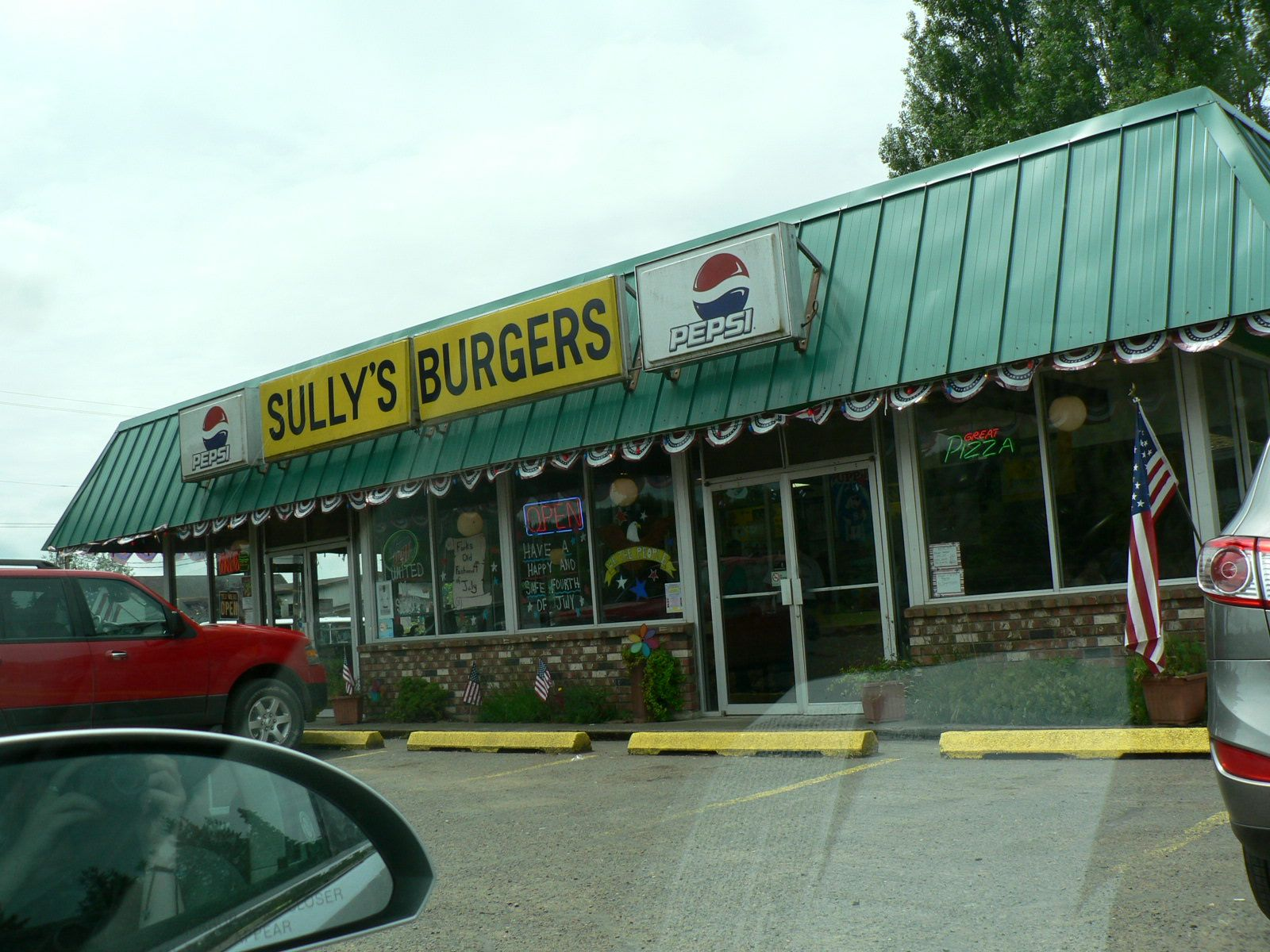 Sully S Burgers In Forks Washington Aka Where Bella Charlie Would Eat The Movie