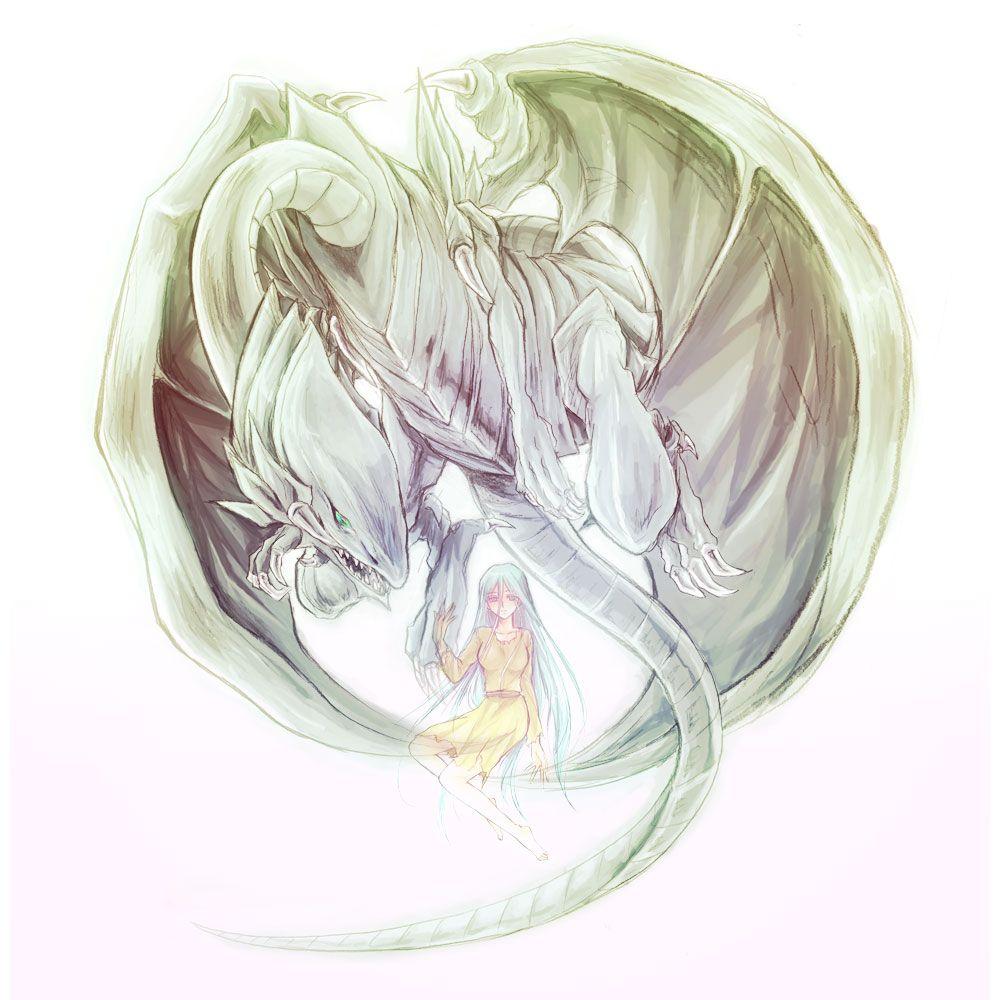 blue eyes white dragon kisara seto kaiba yu gi oh pinterest
