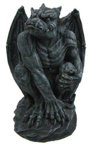 Poised Protector Winged Gargoyle Statue Guardian Private Label Http Www Amazon Com Dp B003if1vno Ref Cm Sw R Pi Dp Lbaxtb0bm Gargoyles Statue Gargoyle Tattoo