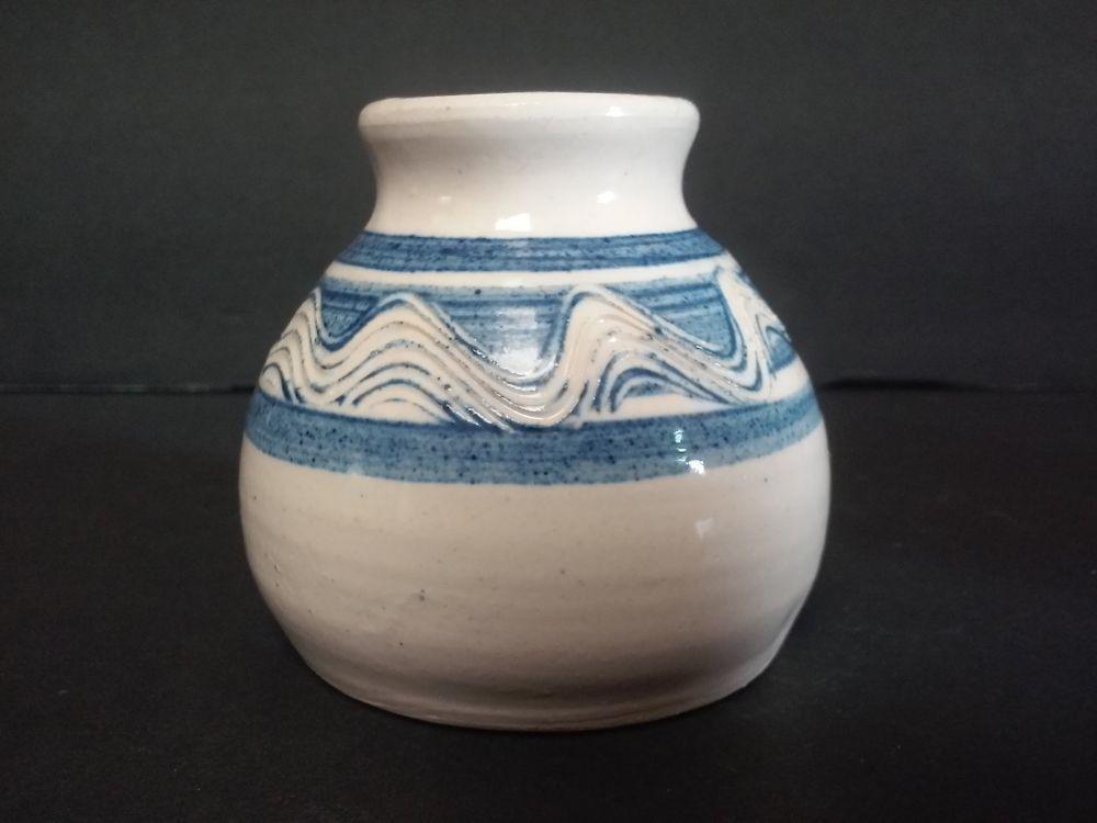 Jamestown Pottery Colonial National Historical Park Mini 2 12 Vase