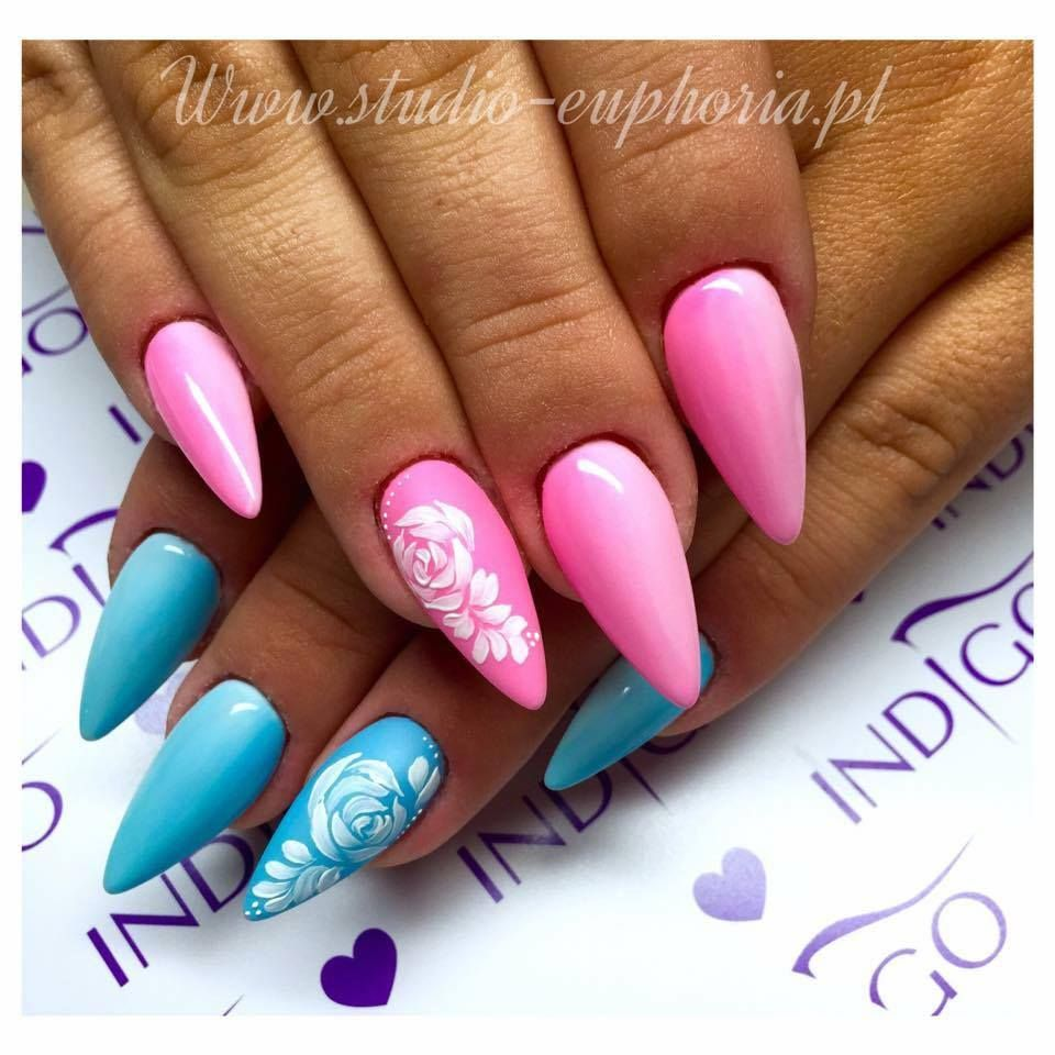 53 Astounding Lazy Afternoon Nail Art Ideas To Relax And Have Fun ...
