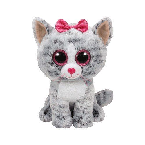 Beanie Boo Cat Kiki 24cm 9 inch Beanie Boo Cats
