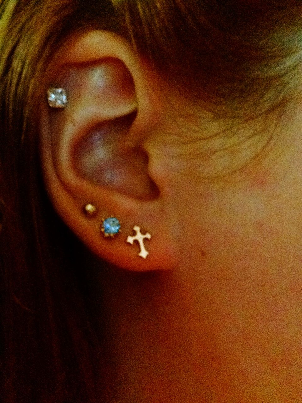Already Getting My Third One Done Maybe The Cartilige