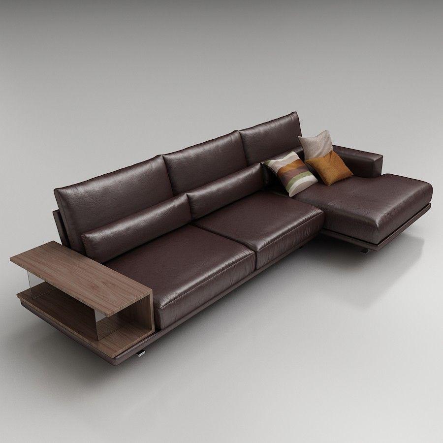 Rolf Benz Vero Sofa 1700 3D Furniture Models Pinterest