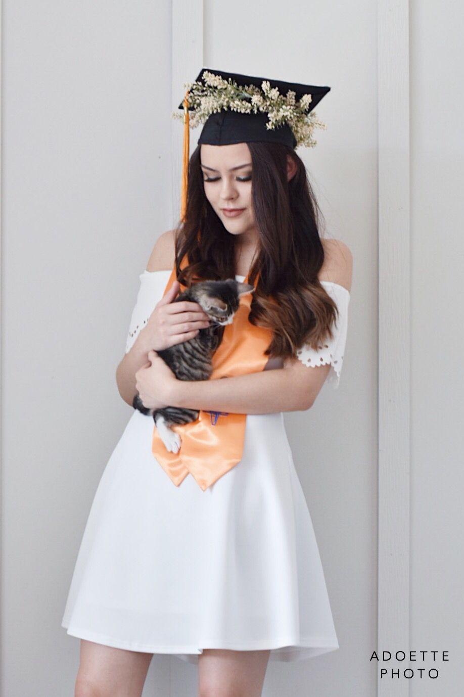 Graduation Photos Fashion Dresses Outfits