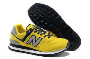 b8183ab29ef Comprar Hombre New Balance 574 Windbreaker Zapatillas Amarillo Baratas  Online