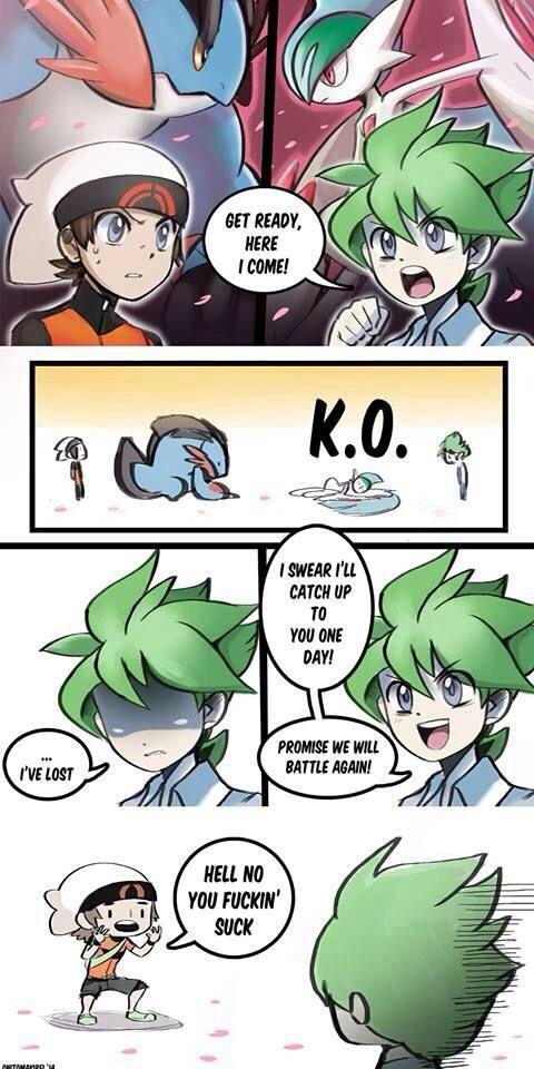7710f510c2d4 Pokémon - Vs. Wally ORAS Omega Ruby Alpha Sapphire