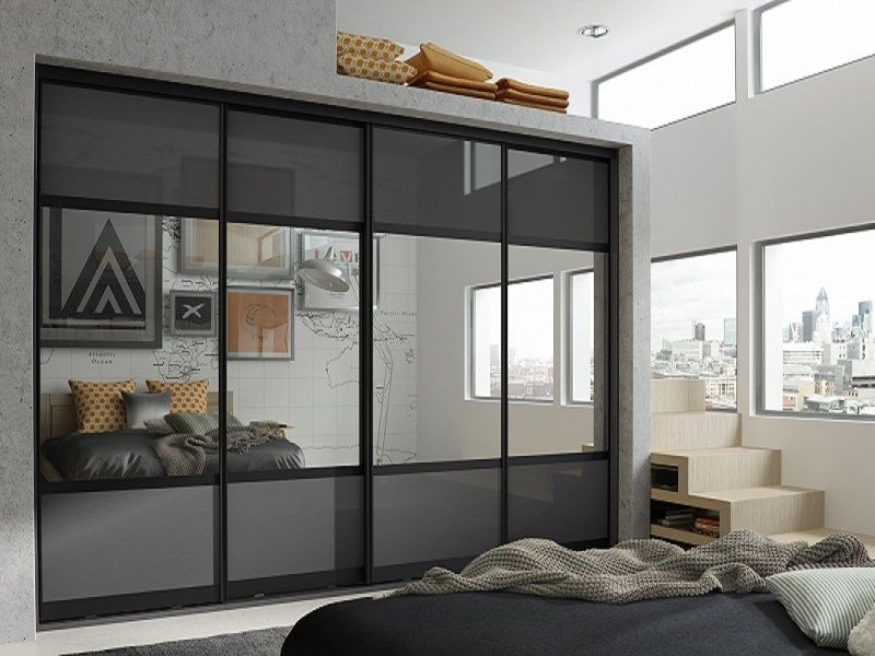 Pin By Patix Design On Wardrobes With Sliding Doors Wardrobe Design Bedroom Mirrored Wardrobe Doors Wardrobe Design