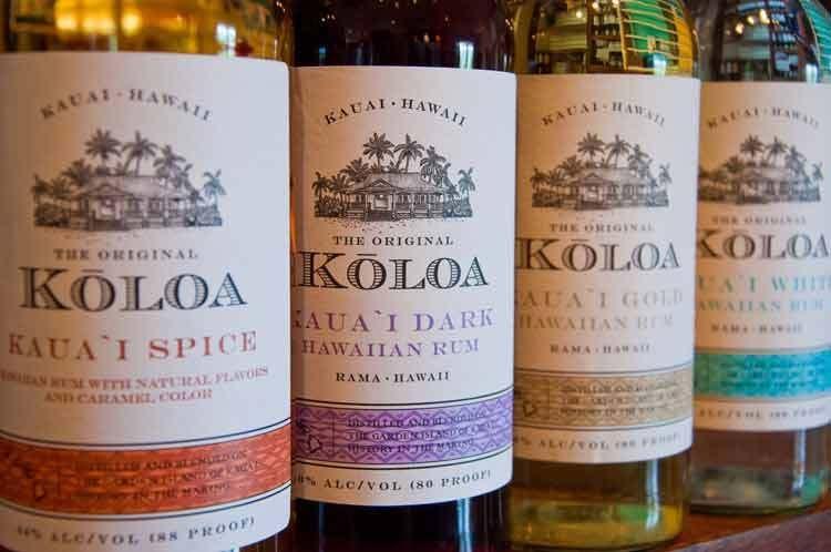Rum Koloa - Hawaii