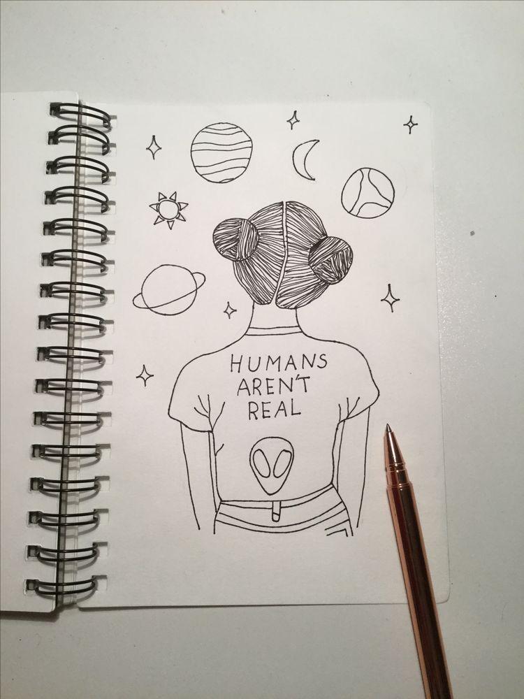 Sketches Pinterest Nor Syafiqah Drawing Drawings