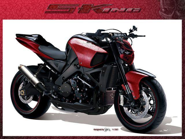 2008 Suzuki B-King (Naked Hayabusa) - Harley Davidson Forums