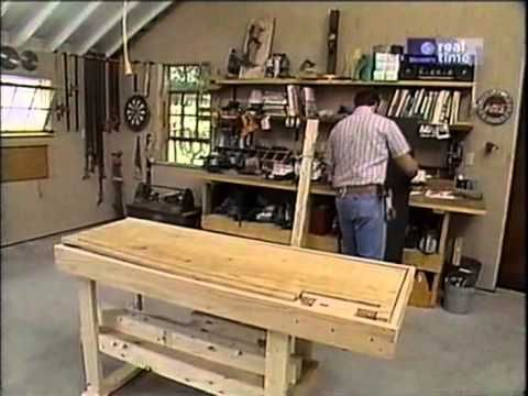 New Yankee Workshop Norm Abram Build A Workbench
