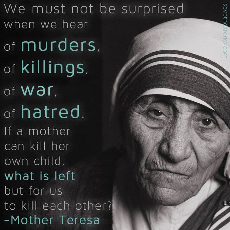 The Best Mother Teresa Quotes To Inspire Your Life Love My Life | Trend  Pictures (