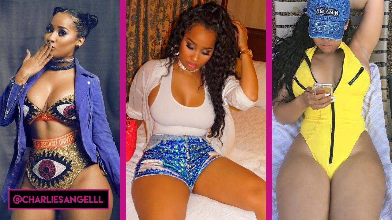 tammy rivera: ebony booty compilation 2016 | big booty girls
