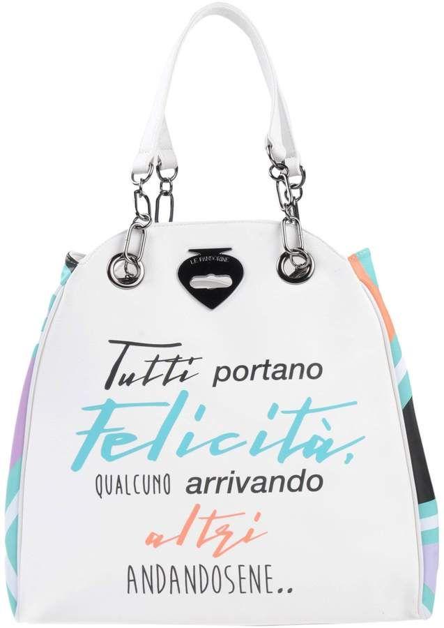 LE PANDORINE Handbag - Handbags D  8ce5bd4d36f05