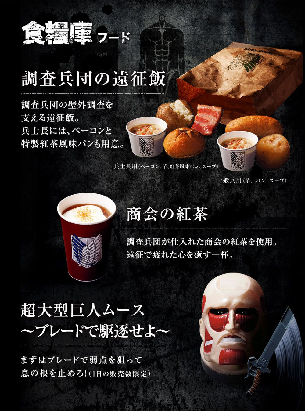 Attack on titans universal studios japan attraction opens